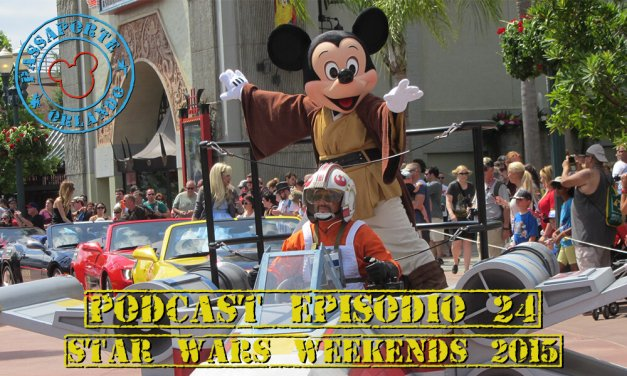 PODCAST EP. 24 – Junho/15 – Star Wars Weekends 2015