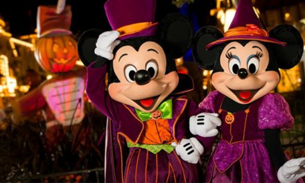 Mickey's Not So Scary Halloween Party 2017, no Magic Kingdom