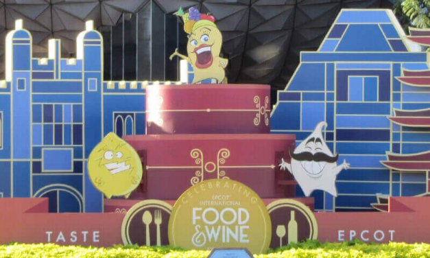 Epcot International Food & Wine Festival 2016