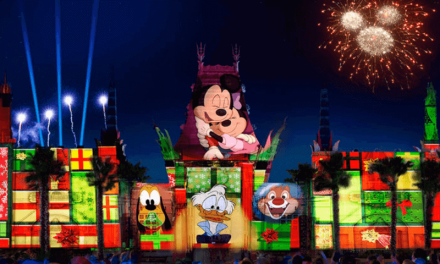 Novo show noturno natalino do Hollywood Studios: Jingle Bell, Jingle BAM!
