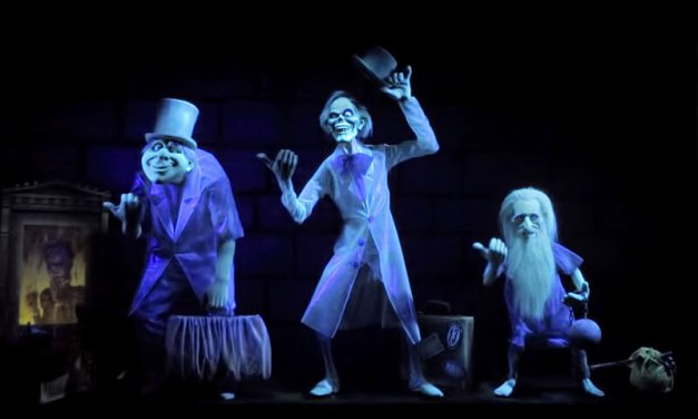 A Hitchhiker's Tale – um curta metragem sobre os caronistas da Haunted Mansion