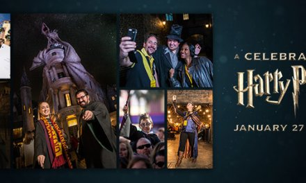 A Harry Potter Celebration 2017, no Universal Studios Orlando