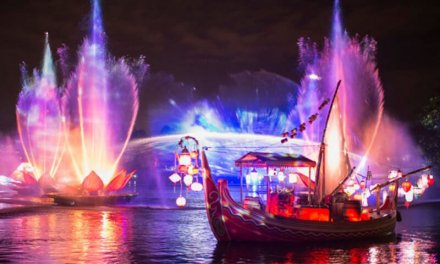 Data de abertura do Rivers of Light no Animal Kingdom e substituição do Wishes no Magic Kingdom