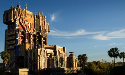 Guardians of the Galaxy: Mission Breakout abre no parque California Adventure
