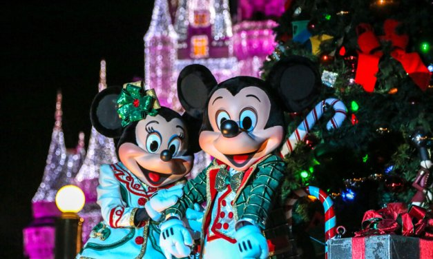 Mickey's Very Merry Christmas Party 2017