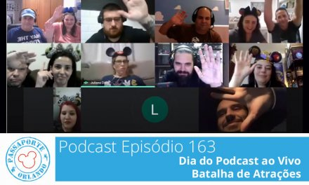 PODCAST EP. 163 – Dia do Podcast ao Vivo – Batalha de Atrações