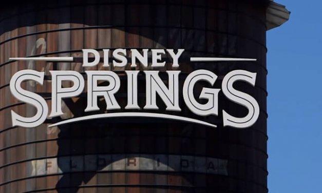 Novo serviço de transporte dos parques Disney para o Disney Springs