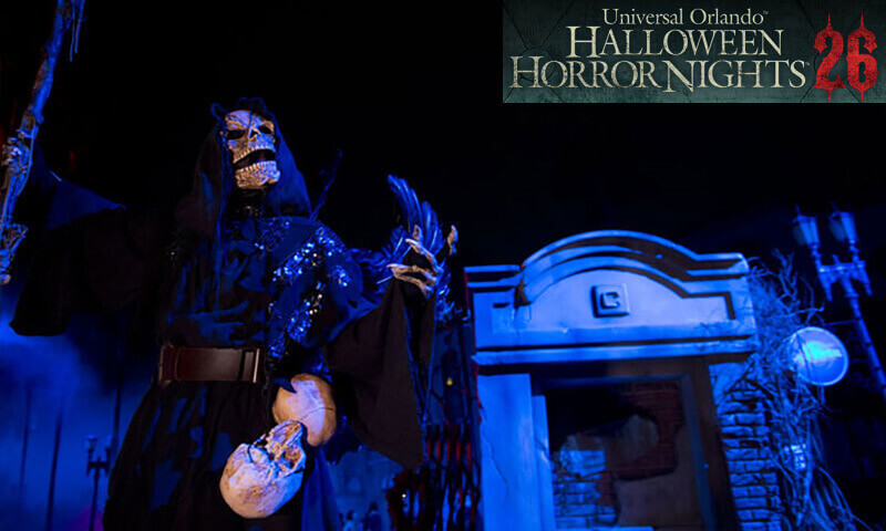 Halloween Horror Nights 2016, no Universal Studios Orlando