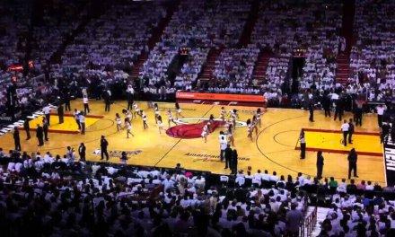Calendário de jogos do Miami Heat na American Airlines Arena, em Miami (temporada 2016-2017)