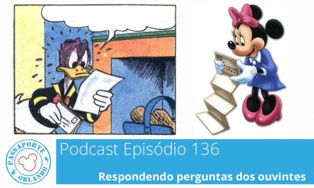 PODCAST EP. 136 – Respondendo perguntas dos Ouvintes
