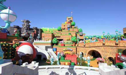 Passeio por dentro da Super Nintendo World com Shigeru Miyamoto